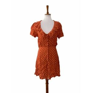 Auguste Lilly Day Dress Classic Polka Dot 6